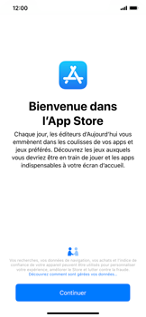 Apple iPhone XS Max - Applications - Télécharger une application - Étape 3