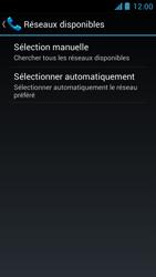 Acer Liquid Z5 - Réseau - Utilisation à l