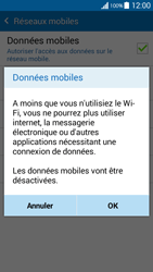 Samsung Galaxy Grand Prime (G530FZ) - Internet et connexion - Désactiver la connexion Internet - Étape 7
