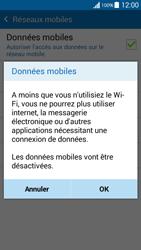 Samsung G530FZ Galaxy Grand Prime - Internet - activer ou désactiver - Étape 7
