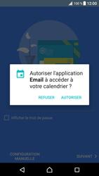 Sony Xperia XZ Premium - E-mails - Ajouter ou modifier votre compte Outlook - Étape 12