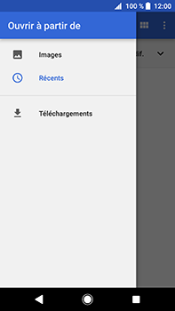 Sony Xperia XA2 Ultra - E-mail - envoyer un e-mail - Étape 10