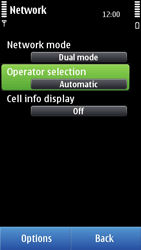 Nokia C6-01 - Network - Usage across the border - Step 6