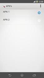 Sony Xperia Z1 4G (C6903) - Internet - Handmatig instellen - Stap 17