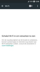HTC 10 - Wifi - handmatig instellen - Stap 4