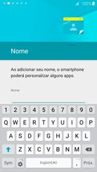 Samsung Galaxy S6 - Primeiros passos - Como ativar seu aparelho - Etapa 10