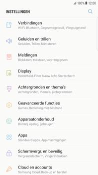 Samsung Galaxy S6 edge+ - Android Nougat - 4G instellen  - Toestel instellen voor 4G - Stap 4