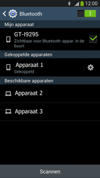 Samsung I9295 Galaxy S IV Active - Bluetooth - headset, carkit verbinding - Stap 8