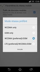 Sony Xperia Z3 Compact - Internet et connexion - Activer la 4G - Étape 7