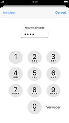 Apple iphone-6s-met-ios-13-model-a1688 - Beveiliging en ouderlijk toezicht - Hoe wijzig ik mijn SIM PIN-code - Stap 9
