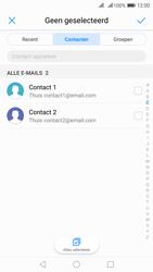 Huawei Nova 2 - E-mail - Hoe te versturen - Stap 6