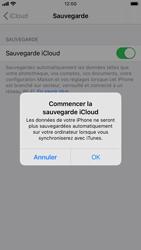 Apple iPhone 7 - iOS 13 - Données - créer une sauvegarde avec votre compte - Étape 11