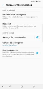 Samsung Galaxy Note 8 - Aller plus loin - Gérer vos données depuis le portable - Étape 12