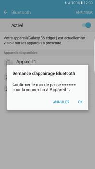 Samsung Samsung Galaxy S6 Edge+ - Android M - Bluetooth - connexion Bluetooth - Étape 9