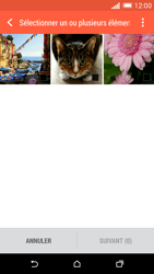 HTC Desire 820 - Photos, vidéos, musique - Envoyer une photo via Bluetooth - Étape 8