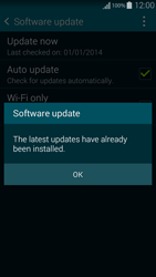 Samsung G850F Galaxy Alpha - Device - Software update - Step 10