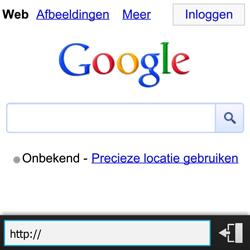 BlackBerry Q10 - Internet - hoe te internetten - Stap 10