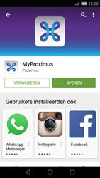 Huawei P8 - Applicaties - MyProximus - Stap 9