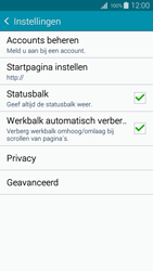 Samsung I9195i Galaxy S4 mini VE - Internet - Handmatig instellen - Stap 26