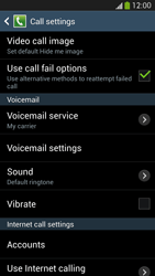 Samsung I9295 Galaxy S IV Active - Voicemail - Manual configuration - Step 6