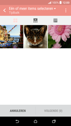 HTC Desire 530 - E-mail - Hoe te versturen - Stap 13