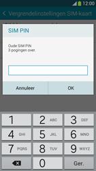 Samsung I9195i Galaxy S4 mini VE - Beveiliging en ouderlijk toezicht - Hoe wijzig ik mijn SIM PIN-code - Stap 7