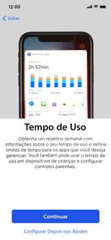 Apple iPhone XR - Primeiros passos - Como ativar seu aparelho - Etapa 25