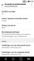 LG K4 (2017) (LG-M160) - E-mail - Instellingen KPNMail controleren - Stap 26