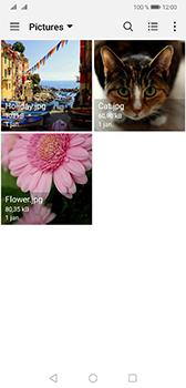 Huawei Mate 20 - MMS - afbeeldingen verzenden - Stap 16