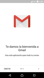 Sony Xperia X - E-mail - Configurar Gmail - Paso 5