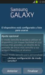Samsung Galaxy S3 Mini - Primeros pasos - Activar el equipo - Paso 22