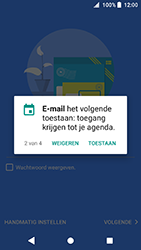 Sony Xperia XA2 (H3113) - E-mail - 032c. Email wizard - Outlook - Stap 12