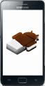 Samsung I9100 Galaxy S II met OS 4 ICS