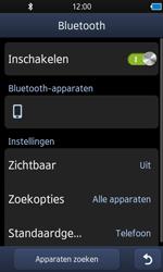 Samsung S8600 Wave 3 - Bluetooth - koppelen met ander apparaat - Stap 9