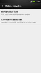 HTC Desire 601 - Netwerk - gebruik in het buitenland - Stap 8