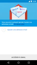 Motorola Moto G 3rd Gen. (2015) - E-mail - Configurer l