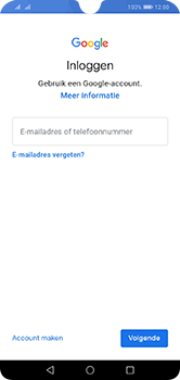 Huawei Y7 (2019) - E-mail - e-mail instellen (gmail) - Stap 8