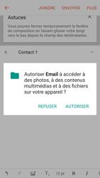 Samsung Galaxy S7 (G930) - E-mail - envoyer un e-mail - Étape 11