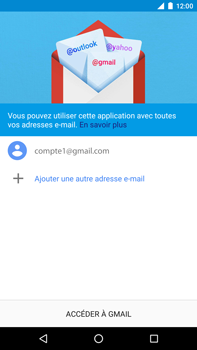 Huawei Nexus 6P - Android Oreo - E-mail - Configuration manuelle (gmail) - Étape 14