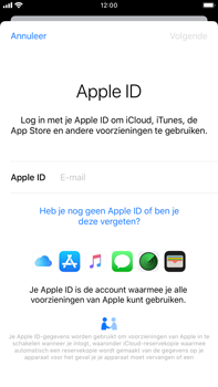 Apple iphone-6s-plus-met-ios-13-model-a1687 - Instellingen aanpassen - Back-up maken in je account - Stap 15