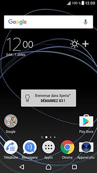 Sony Xperia XA1 Ultra - E-mails - Ajouter ou modifier votre compte Gmail - Étape 2