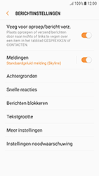 Samsung Galaxy S6 - Android Nougat - MMS - probleem met ontvangen - Stap 6