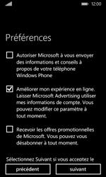 Nokia Lumia 530 - Premiers pas - Créer un compte - Étape 22