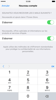 Apple iPhone 6 Plus iOS 9 - Applications - Télécharger des applications - Étape 16