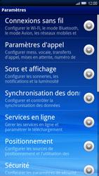 Sony Ericsson Xperia X10 - Internet - Configuration manuelle - Étape 4