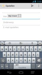 KPN Smart 300 - E-mail - Hoe te versturen - Stap 7