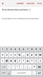 Samsung A510F Galaxy A5 (2016) - E-mail - envoyer un e-mail - Étape 9