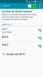 Samsung Galaxy A3 - WiFi - Conectarse a una red WiFi - Paso 8