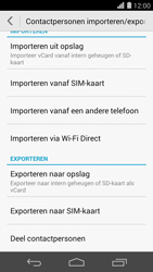 Huawei Ascend P7 4G (Model P7-L10) - Contacten en data - Contacten overzetten via Bluetooth - Stap 6