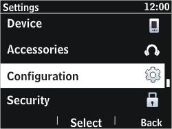 Nokia Asha 302 - Internet - Manual configuration - Step 4